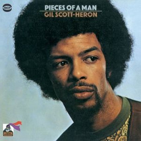 Lp Gil Scott-heron Pieces Of A Man Importado