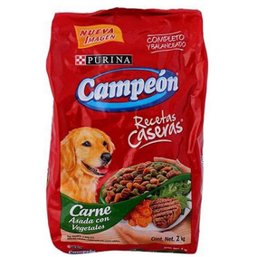 Alimento Para Perro Campeon De 25 Kg