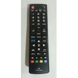 Control Para Tv Lg Lcd , Led Con Smartv Y 3d