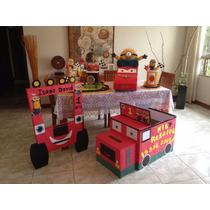 Combos Piñata ,caja Regalos, Marco Chupetera Centros De Mesa