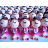 Bonecas De Biscuit - Caixa Com 25 Unidades