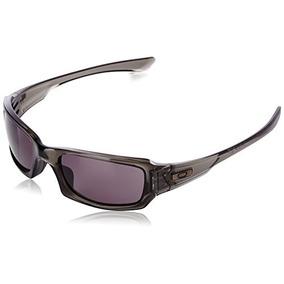 Gafas De Sol Oakley Fives Squared - Lente Morado Marco Gris