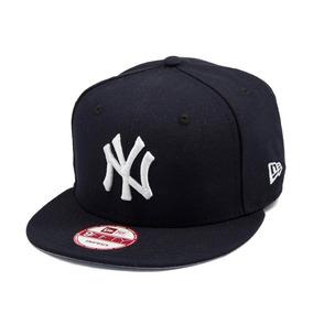 Boné New Soft New York Yankees Preto Branco Vermelho