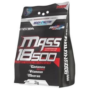 Hipercalórico Body Nutry 3kg - Mass 18500