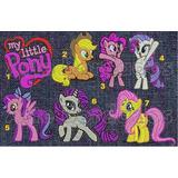 My Little Pony Personajes Cutie Mark Parches Bordados