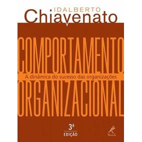 Livro: Comportamento Organizacional - 3a. Ed. - Chiavenato