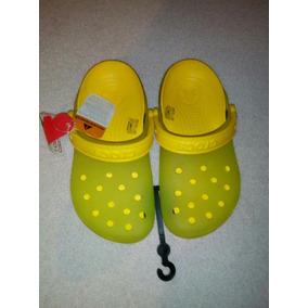 Cholas Crocs Cambian De Color Originales