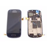 Display Lcd Tactil Touch Samsung S3 Mini I8190 Azul Usado
