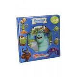 Libro Mi Primer Libro Rompecabezas Monsters University