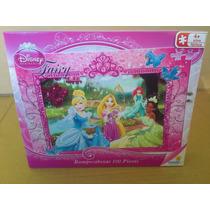 Rompecabezas 100 Piezas Princesas Disney