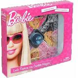 Juego De Mesa Ludomatic Nena Barbie Disney Moody