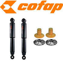 Kit 2 Amortecedores Traseiros Vectra Gt + Coxim+ Kits