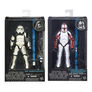 Star Wars Black Series Sandtrooper E Clone Trooper #01 #13