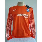 1389302312 Camisa De Goleiro Infantil Barato - Camisa Chelsea no Mercado Livre ...