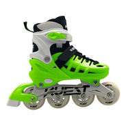 Rollers Profesional Hombre Mujer Abec 7 Fitnes Aluminio 84mm