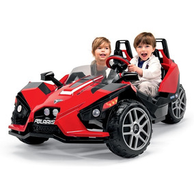 Auto A Batería Peg-perego Polaris Slingshot 12v Creciendo