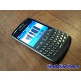 Celular Blackberry Curve 9360 Claro 3g Flash Wifi Impecable