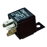 Rele Auxiliar 5 Pinos 12v 40a