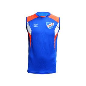 Musculosa Club Nacional De Football Umbro Azul Royal