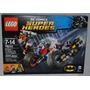 Lego Super Heroes 76053 Batman Gotham City Cycle Nuevo