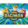 Digivice Digimon Tenemos Los De La 1 Generacion Y El D3