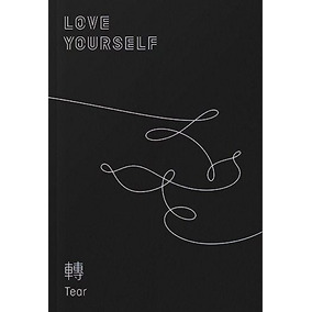 Bts Love Yourself Tear (version O) Cd Nuevo Koreano En Stock