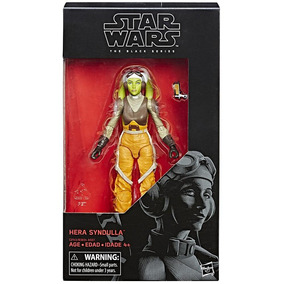 Hera Syndulla, Star Wars The Black Series Wave 12