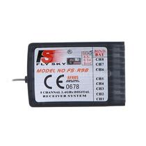 Receptpr Flysky Fs-r9b 8ch 2.4 Ghz - 2.48 Ghz Th9x Turnigy