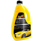 Meguiars Ultimate Wash & Wax-carnauba Cera Auto Shampoo