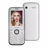Celular Ipro I324 Dual Sim Camara Radio Fm Linterna Blanco N