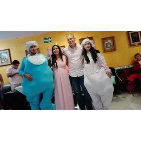 Animación Paquete Promo Baby Shower Fiesta Botarga