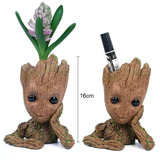 Macetero Groot Modelo Guardianes De La Galaxia - Baby Groot