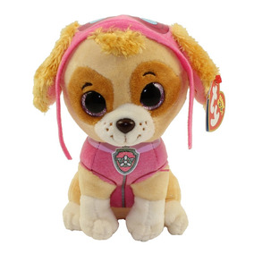 Beanie Boos Patrulha Canina - Skye