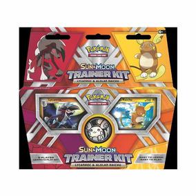 Coleccion Cartas Tarjetas Pokemon Trainer Kit Sun&moon
