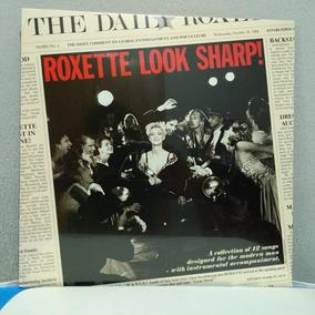 Roxette Look Sharp 2018 Vinil Pronta Entrega