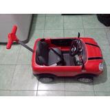 Mini Cooper Push Car