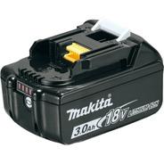 Bateria 18v 3amp C/indicador De Carga Makita Bl1830b