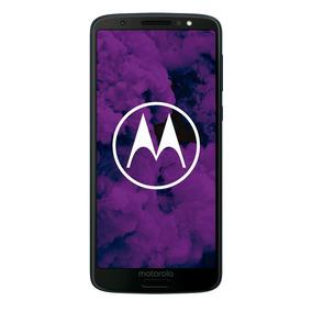 Celular Libre Motorola Moto G6 Azul