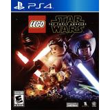 Lego Star Wars The Force Awakens Ps4 Entrega Gratis Gcpd