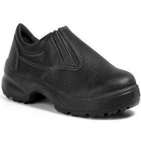 930725c57cf22 Bico Pvc Bravo Bracol Sapato Elástico Preto Bidens. C - Outros ...