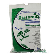 Tierra Diatomeas Insecticida Orgánico Polvo 1kg Grow Shop