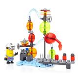 Mega Bloks Despicable Me Minions Made Laboratorio Gelatina