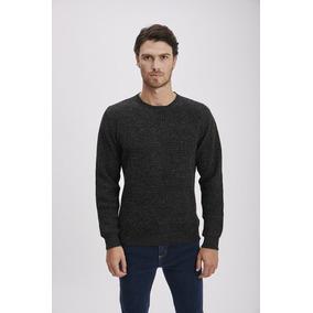 Sweater Airborn Oficial Invierno Cuello Redondo Ingles