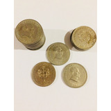 1 Peso Uruguayo 1960, Lote 20 Monedas Antiguas