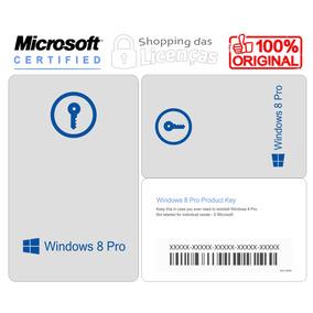 Windows 8.1 Pro Chave Serial Licença + Nota Fiscal Garantia