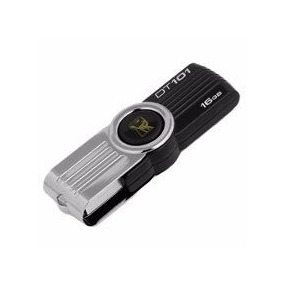 Pen Drive Kingston 16 Gb Lacrada- Dt101 2.0