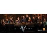 Série Vikings 4ª Temporada Completa + Frete Gratis
