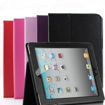 Capa Executiva Livro P/ Apple Ipad Air A1475 Em Couro Luxo