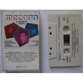 Mecano / 15 Grandes Exitos 1 Cassette