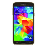 Samsung Galaxy S5, Oro De Cobre De 16 Gb (at